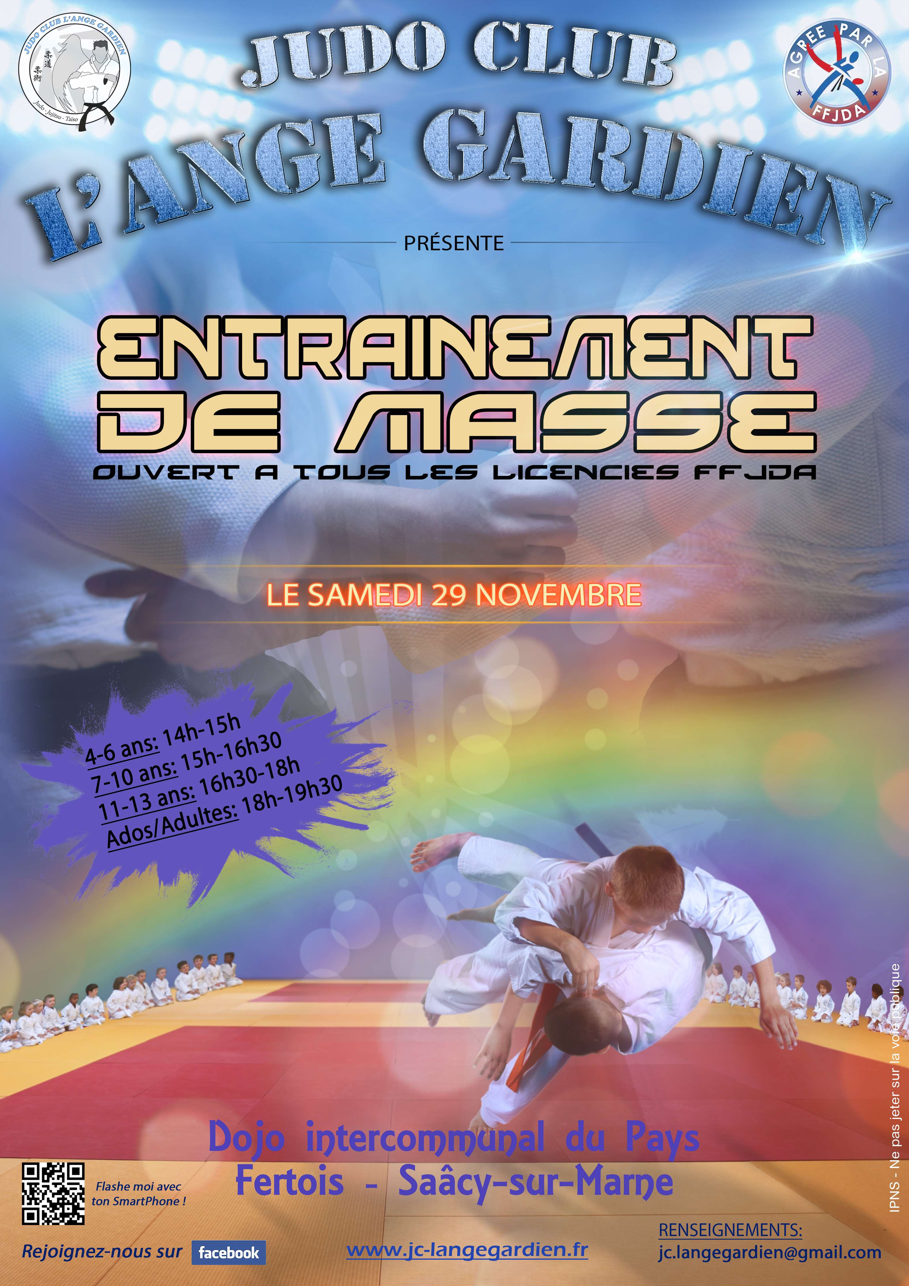 2 evenements samedi 29 novembre 2014 judo club l 39 ange gardien. Black Bedroom Furniture Sets. Home Design Ideas